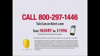 Gold Shield Group TV Spot, 'Talcum Powder' - Thumbnail 7