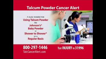 Gold Shield Group TV Spot, 'Talcum Powder' - Thumbnail 3