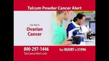 Gold Shield Group TV Spot, 'Talcum Powder' - Thumbnail 4