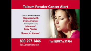 Gold Shield Group TV Spot, 'Talcum Powder' - Thumbnail 5
