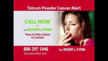 Gold Shield Group TV Spot, 'Talcum Powder' - Thumbnail 6