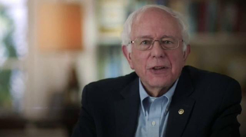Bernie 2016 TV Spot, 'Lift Our Vision' - 39 commercial airings