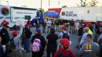 Team Rubicon TV Spot, 'History Channel' - Thumbnail 10