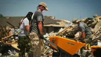 Team Rubicon TV Spot, 'History Channel'