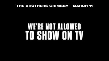 The Brothers Grimsby - Alternate Trailer 8