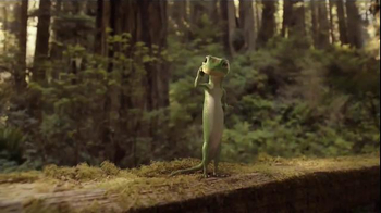 GEICO Emergency Roadside Service TV Spot, 'Tree' - Thumbnail 6