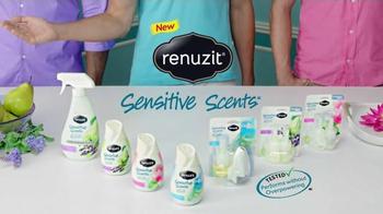 Renuzit Sensitive Scents TV Spot, 'Not Overpowering' - Thumbnail 4
