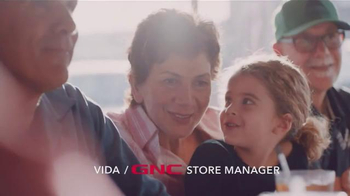 GNC TV Spot, 'Just Ask Vida' - Thumbnail 1