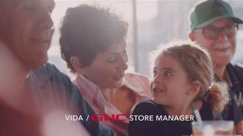 GNC TV Spot, 'Just Ask Vida' - Thumbnail 2