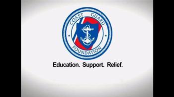 Coast Guard Foundation TV Spot, 'Scholarships, Grants & Equipment' - Thumbnail 9