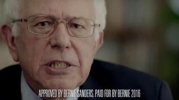 Bernie 2016 TV Spot, 'Vote Together' - Thumbnail 10