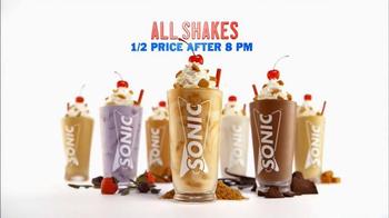Sonic Drive-In Creamery Shakes TV Spot, 'Aficionado' - Thumbnail 10