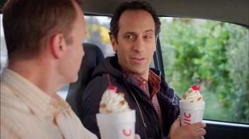 Sonic Drive-In Creamery Shakes TV Spot, 'Aficionado' - Thumbnail 3