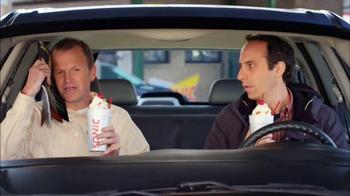 Sonic Drive-In Creamery Shakes TV Spot, 'Aficionado' - Thumbnail 7