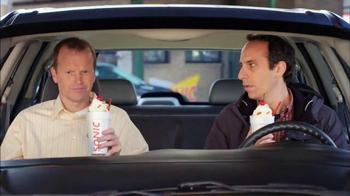Sonic Drive-In Creamery Shakes TV Spot, 'Aficionado' - Thumbnail 8
