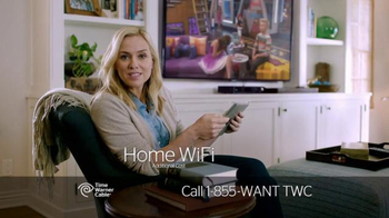 Time Warner Cable Wi-Fi TV Spot, 'Welcome Back' - Thumbnail 6