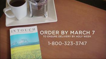 In Touch Devotional TV Spot, 'Easter' - Thumbnail 7