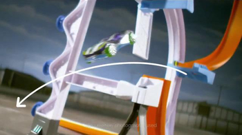 Hot Wheels Track Builder Stunt Kit TV Spot, 'Make It Epic!'