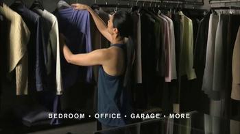 California Closets TV Spot, 'Great Design Simplifies Life' - Thumbnail 4