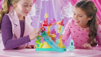 Disney Princess Little Kingdom Ariel's Sea Castle TV Spot, 'Slide & Swing' - Thumbnail 2