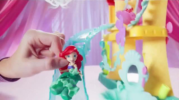 Disney Princess Little Kingdom Ariel's Sea Castle TV Spot, 'Slide & Swing' - Thumbnail 3