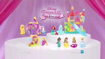 Disney Princess Little Kingdom Ariel's Sea Castle TV Spot, 'Slide & Swing' - Thumbnail 7