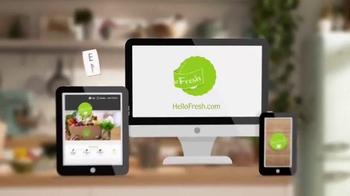 HelloFresh TV Spot, 'Welcome to HelloFresh' - Thumbnail 7