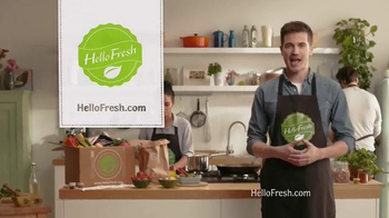 HelloFresh TV Spot, 'Welcome to HelloFresh' - 2329 commercial airings
