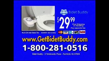 Bidet Buddy TV Spot, 'A Gentle Clean' - Thumbnail 8