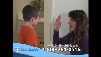 Bidet Buddy TV Spot, 'A Gentle Clean' - Thumbnail 4