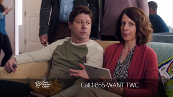 Time Warner Cable Home Wi-Fi TV Spot, 'Open House' - Thumbnail 4