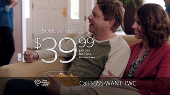 Time Warner Cable Home Wi-Fi TV Spot, 'Open House' - Thumbnail 6