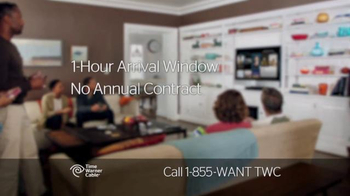 Time Warner Cable Home Wi-Fi TV Spot, 'Open House' - Thumbnail 8