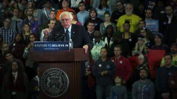 Bernie 2016 TV Spot, 'Flint' - 1 commercial airings