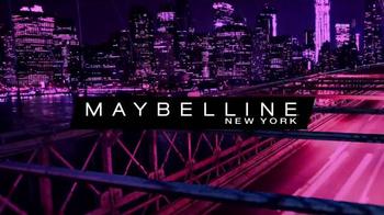 Maybelline New York Push Up Drama TV Spot, 'Pestañas' [Spanish] - Thumbnail 1