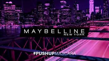 Maybelline New York Push Up Drama TV Spot, 'Pestañas' [Spanish] - Thumbnail 8