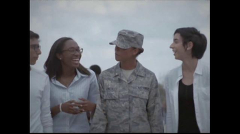 US Air Force TV Spot, 'Brave Enough to Say Yes' - Thumbnail 6