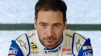 Valvoline TV Spot, 'Pit Pals: Staring Contest' Featuring Jimmie Johnson