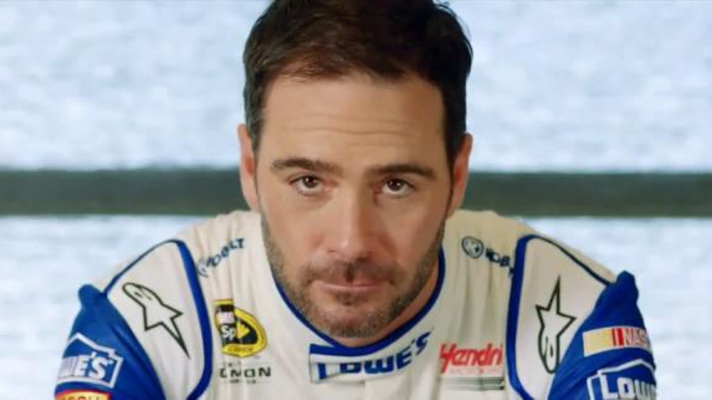 Valvoline TV Commercial, 'Pit Pals: Staring Contest' Featuring Jimmie Johnson