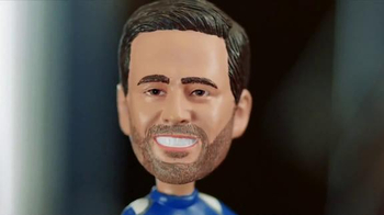 Valvoline TV Spot, 'Pit Pals: Staring Contest' Featuring Jimmie Johnson - Thumbnail 1