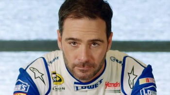 Valvoline TV Spot, \'Pit Pals: Staring Contest\' Featuring Jimmie Johnson