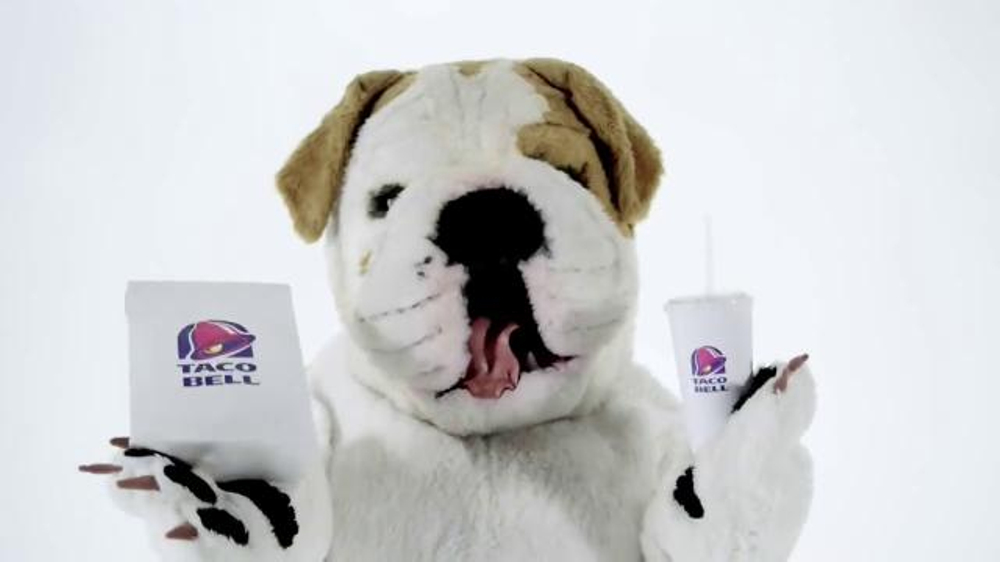Taco Bell Quesalupa TV Commercial, 'Big Game Mack Mack'