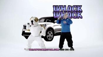 Taco Bell Quesalupa TV Spot, 'Big Game Mack Mack' - Thumbnail 2