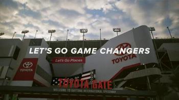 Toyota TV Spot, 'Daytona 500' Song By Young Rising Sons - Thumbnail 4