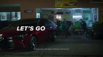 Toyota TV Spot, 'Daytona 500' Song By Young Rising Sons - Thumbnail 6