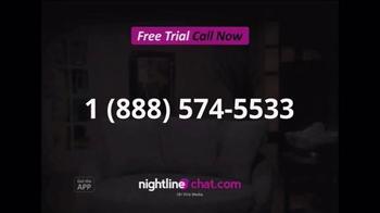Nightline Chat TV Spot, 'Wild Side' - Thumbnail 5