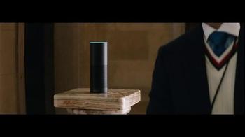 Amazon Echo TV Spot, 'Traffic' Featuring Alec Baldwin, Jason Schwartzman - Thumbnail 3