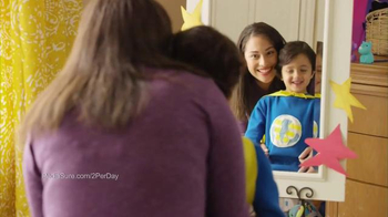 PediaSure TV Spot, 'Two Per Day' - Thumbnail 4