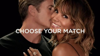 Revlon TV Spot, 'Choose Your Match' Featuring Halle Berry - 1474 commercial airings
