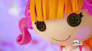 Lalaloopsy Hair-Dough Activity Doll TV Spot, 'Make It Grow' - Thumbnail 7